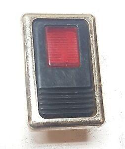 MGB Original Lucas Brake Fail Test Lamp Switch 13H6957