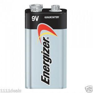 1 energizer max 9v 9 volt alkaline battery 522 6lr61 6am6. Black Bedroom Furniture Sets. Home Design Ideas