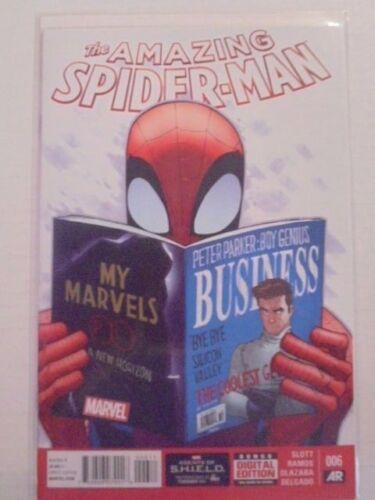 Vol 3 Amazing Spider Man #6 Marvel VF//NM Comics Book