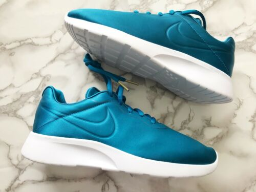 mujer livianas Sz Zapatillas 7 Tanjun Sea para Dark Premium running de Nike Satin q4Pgpwtvxq