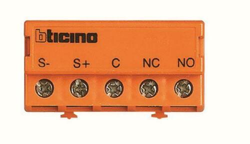Seko Bticino Relais für Türöffneranschaltung 346250