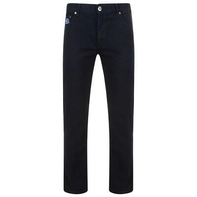 New Mens Straight Leg Plain Denim Jeans heavy duty All Waist /& Sizes.