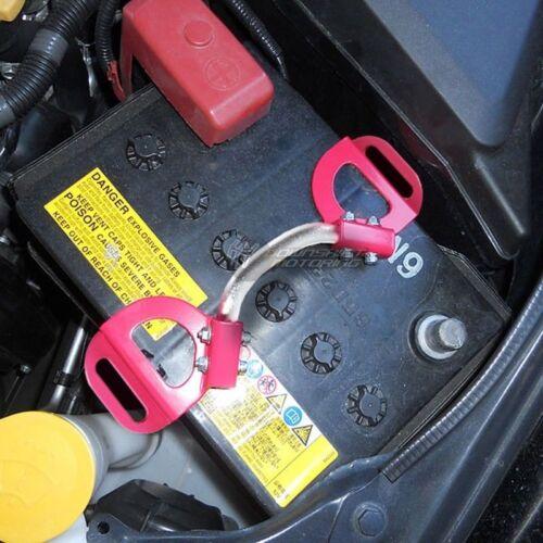 For Impreza WRX 2008-2013 BRZ Sicon FR-S 2013 Battery Tie Down Bar Pink JDM