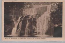 LE HERISSON - Cascade du Moulin au Saut Girard