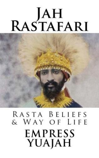 Yuajah Ms Empress-Jah Rastafari (US IMPORT) BOOK NEW