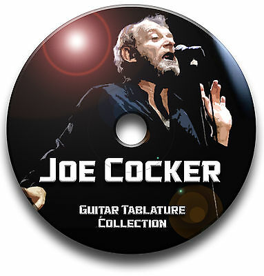 UGLY KID JOE HEAVY ROCK GUITAR TABS TABLATURE SONG BOOK TUITION SOFTWARE CD