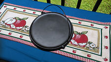 "Slant Griswold ""ERIE"" No.12 Bail Handle Round Griddle 741, Restored"