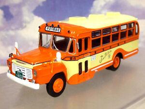 super hachette 1/43 druckguss isuzu bxd-30 japanisch bus / kutsche