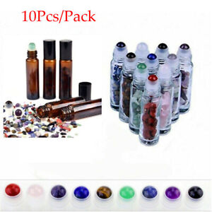 10ml-Travel-Roll-on-Glass-Bottle-Empty-Essential-Oil-Perfume-Roller-Ball-Bottles