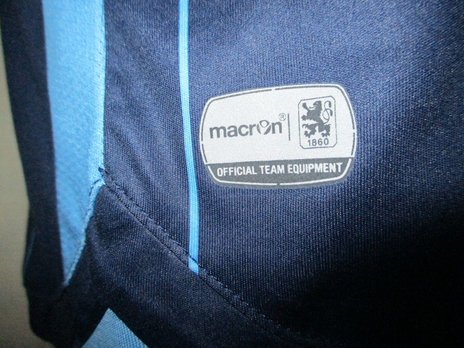 TSV 1860 München Original Original Original macron Junioren Matchworn Trikot 2015 16 + Nr.15 Gr.M 2b0b49