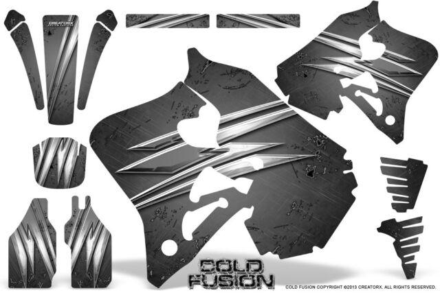 Honda CR125 CR250 95-97 FIRE TRIBAL motocross decals set MX graphics kit