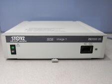 Karl Storz Scb Image 1 Hd Hub Endoskope Camera Control Unit 222000 20 Tested