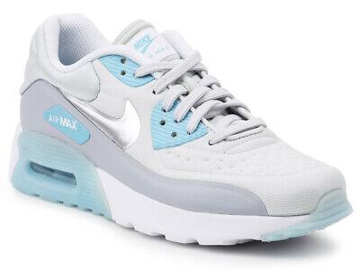 kids Women Nike air Max 90 ultra se GS Gr:36 platinum sneaker PRM 844600 002 | eBay
