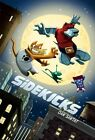 Sidekicks by Dan Santat (Paperback / softback, 2012)