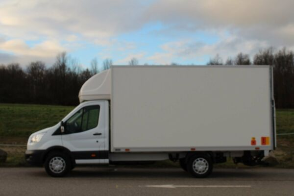 Ford Transit 350 L4 Chassis 2,0 TDCi 170 Trend H1 FWD - billede 1