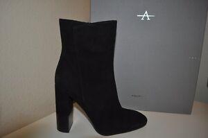 aaf2f6b942e  675 Aquatalia by Marvin K ERIKA Weatherproof Block Heel Bootie Boot ...