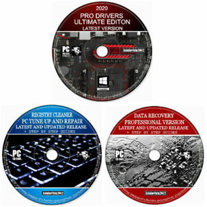 Registry Cleaner - PC Repair - Data Recovery - Virus Removal - Drivers Installer