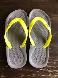 Kids Size 4 Under Armour Sandals | eBay