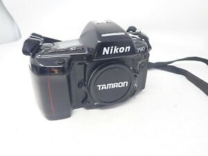 Nikon-f90-35mm-Film-AF-SLR-Body-nur-Nikon-F-Mount