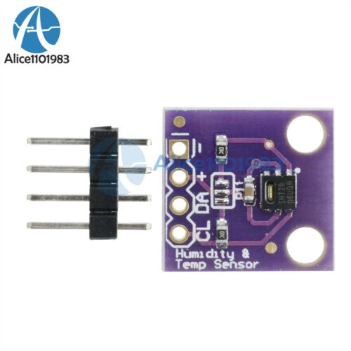 GY-21V3-SHT20 SHT20 Temperature /& Humidity Sensor Module Breakout Transducers