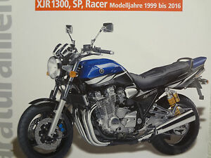 reparaturanleitung buch yamaha xjr1300 sp racer rp02 rp06. Black Bedroom Furniture Sets. Home Design Ideas