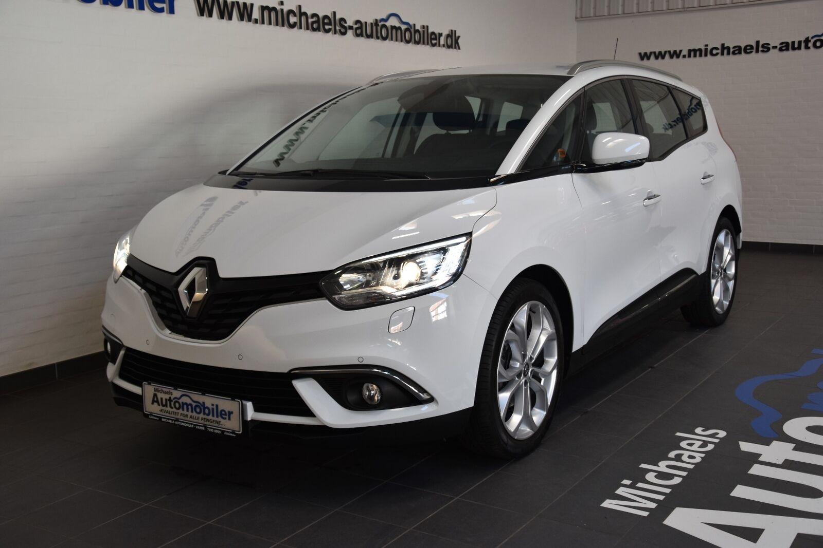 Renault Grand Scenic IV 1,5 dCi 110 Zen 7prs 5d