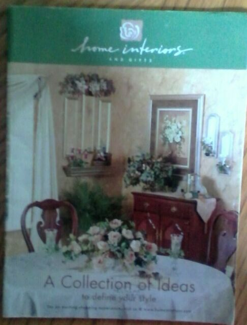 HOME INTERIORS and GIFTS HOMCO 2002 #2 Catalog 99601 64 pg ...