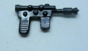 Blue Han Solo Gun//Blaster  Weapon REPRO Star Wars for Vintage MP