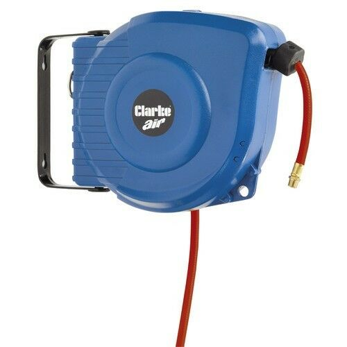 Clarke CAR9PC 9M Retractable Air Hose Reel  3126005