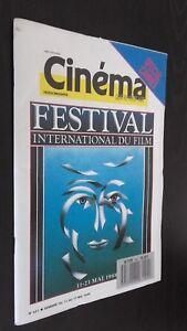 Revista Semanal Cinema N º 441 de La 11A 17 Mai 1988 Buen Estado