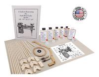 South Bend Lathe Model 16 ● Full Rebuild Package ● Manual, Felts, Oil, Grease