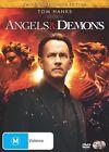 Angels & Demons (DVD, 2009, 2-Disc Set)