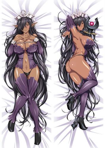 Kuroinu Anime Dakimakura Olga Discordia Hugging Body Pillow Cover Case