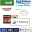 thumbnail 1 - AG10 1.5V MAXELL Lithium Coin Button Cell Battery 189, LR1130, LR54, SR1130W