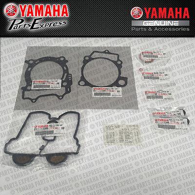 NEW 2001-2011 YAMAHA WR250F WR 250 250F OEM TOP END GASKET KIT 5NL-W0001-00-00