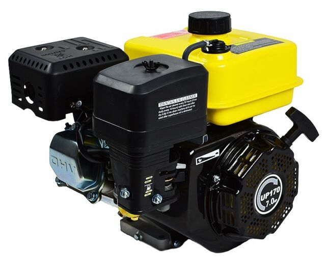 7HP Gas Engine EPA Go Kart Log Splitter Mini Bike OHV Air Cooled Snow Blower