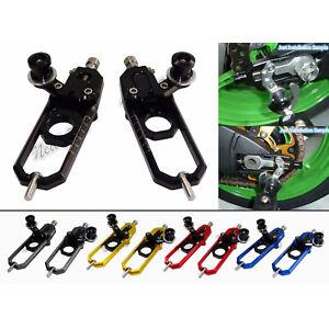 Chain-Adjusters-Tensioner-with-Swingarm-Spool-Kit-Fit-2009-2016-SUZUKI-GSXR-1000