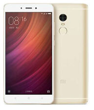 Xiaomi Redmi Note 4 Duos Dual (Gold) 64GB | 4GB Ram -1 Year Mi India Warranty
