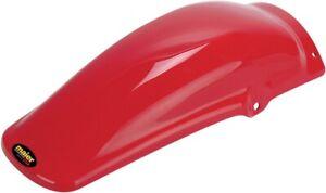 Maier Mfg MX Style Rear Fender for Honda Red 12304-12