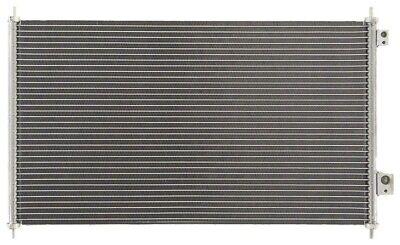 A//C Condenser Fan Assembly-Sedan OMNIPARTS fits 01-03 Honda Civic 1.7L-L4