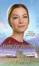 Amish of Pontotoc: A Home for Hannah 1 by Amy Lillard (2018, Paperback)