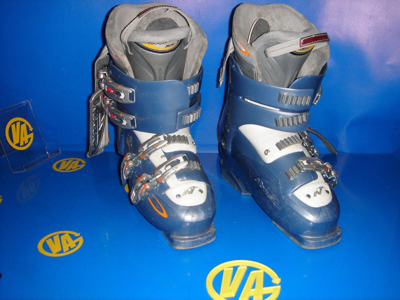 Stiefel Skifahren Nordica EM12 Olympia für Ski Größe 40 41- 265 mm