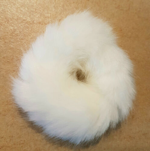 19 colours Faux Fur Fluffy Hair Band Bobble Scrunchie