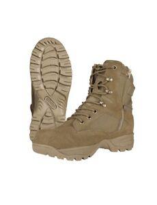 """Tru-Spec TAC Assault 9"""" Side Zip 1000D CORDURA Nylon Uppers Boots"""