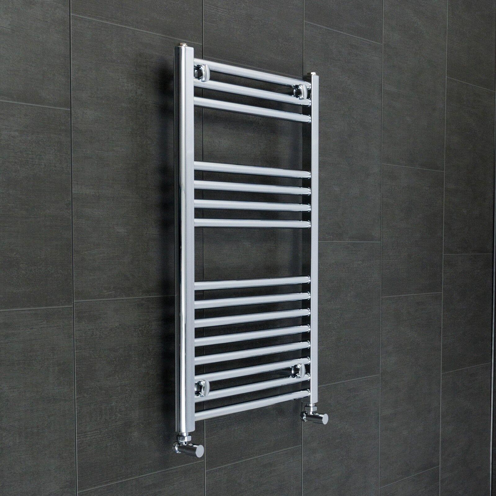 Chauffage Central Porte-serviettes Rad chauffage central salle de bains radiateur 500 mm Large NEUF