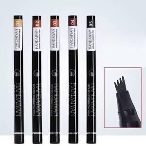 Impermeable-Eyeliner-Lapicera-Lapiz-de-Cejas-Ceja-De-Ojos-Con-Cepillo-Maquillaje-cosmeticos
