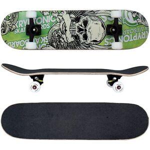 funtomia skateboard aus kanada ahornholz mit abec 15. Black Bedroom Furniture Sets. Home Design Ideas