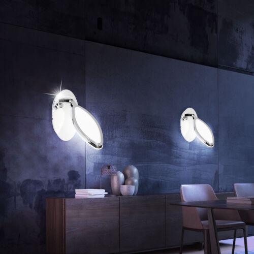 DEL Mur Projecteur Lampes réglable de cuisine Plafonnier Lampes Pendule Chrome Spots