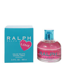 Ralph Love Perfume by Ralph Lauren - 3.3 / 3.4 oz / 100 ml EDT Spray New In Box