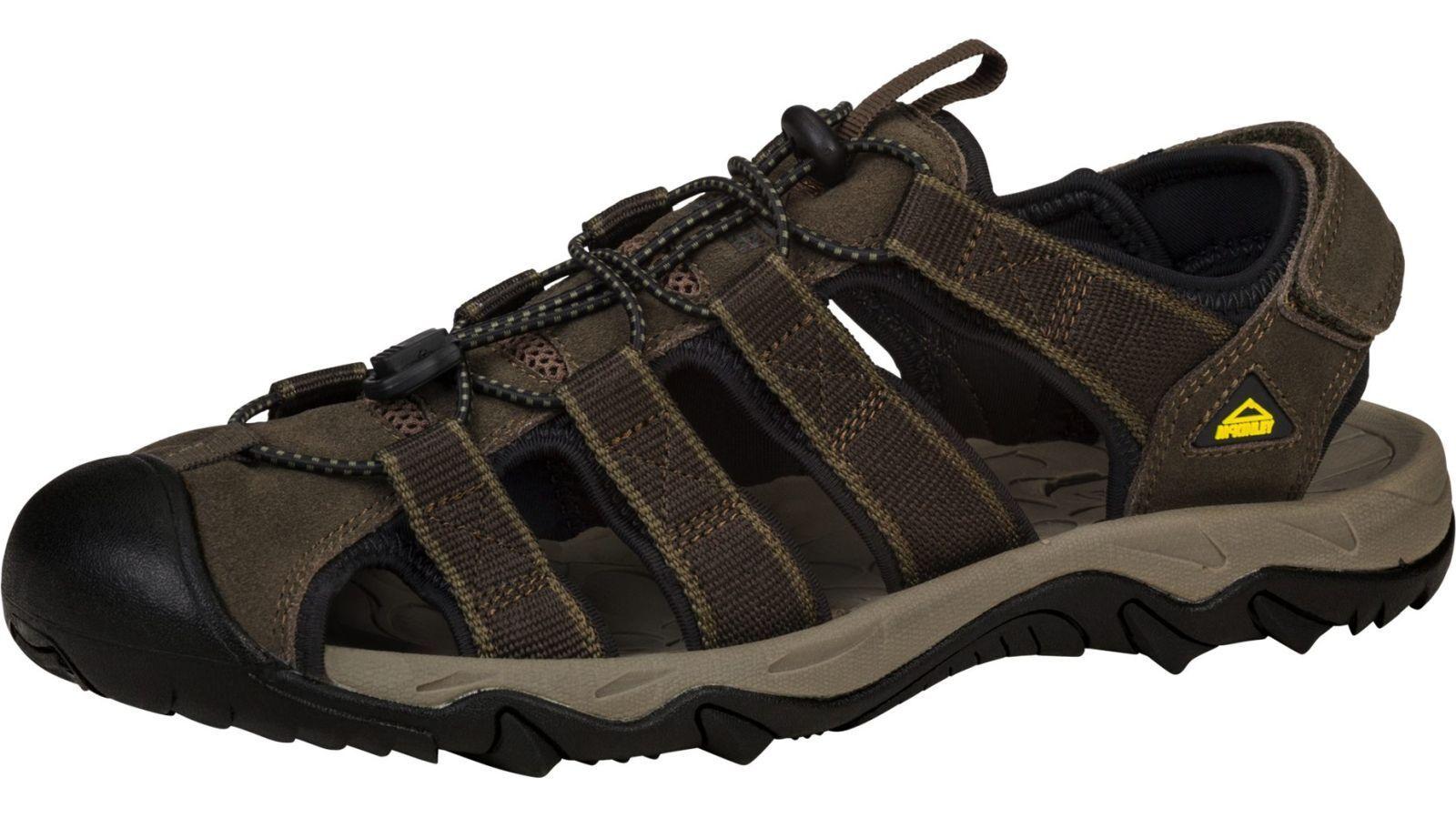 Sandali e scarpe per il mare da uomo McKINLEY uomo sandali da trekking CORFU Marrone